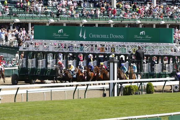 Kentucky Derby Equestrian Lifestyle