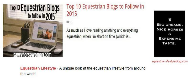 Equestrian Lifestyle Savvy Horsewoman