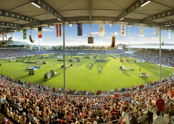 CHIO Aachen 2015 Equestrian Lifestyle